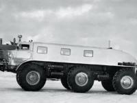 Ził-E167 - ciężka maszyna do zadań specjalnych