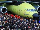 Nowa maszyna z Ukrainy. Oto transportowy An-178