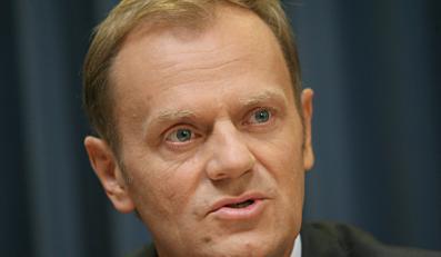 Tusk: Plan przyjęcia euro jest zawieszony