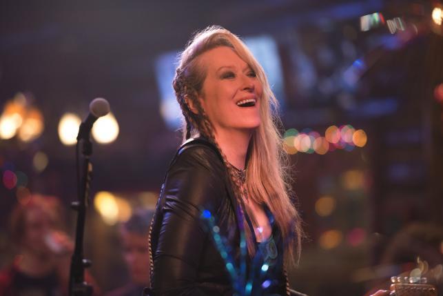 Meryl Streep śpiewa rocka z Rickiem Springfieldem