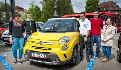 FIAT Likes U na Politechnice Wrocławskiej