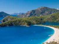 Najlepsze na Riwierze Tureckiej. Ölüdeniz - jedna z najpiękniejszych plaż świata