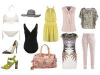 Modowe inspiracje do walizki: co warto zabrać na różne letnie wyjazdy