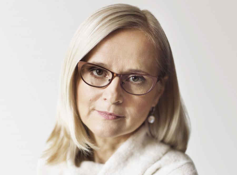 Anna Janko (fot. Wydawnictwo Literackie)