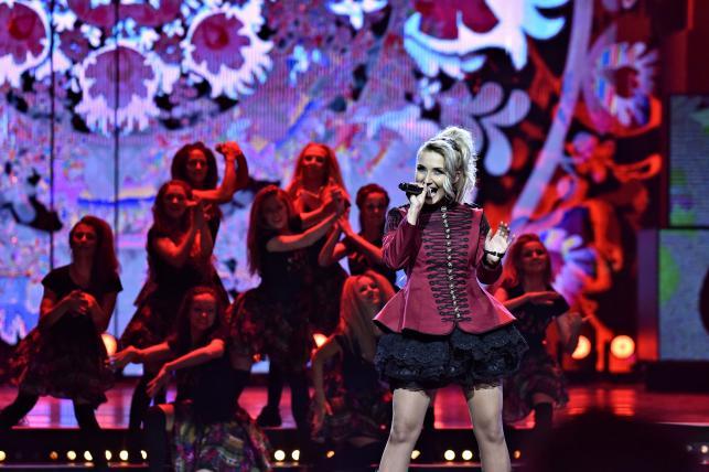Cleo na Polsat SuperHit Festiwal