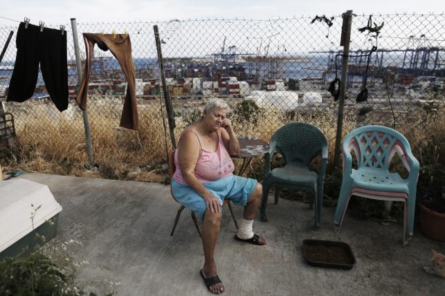 67-letnia Eleni Nikolarakou