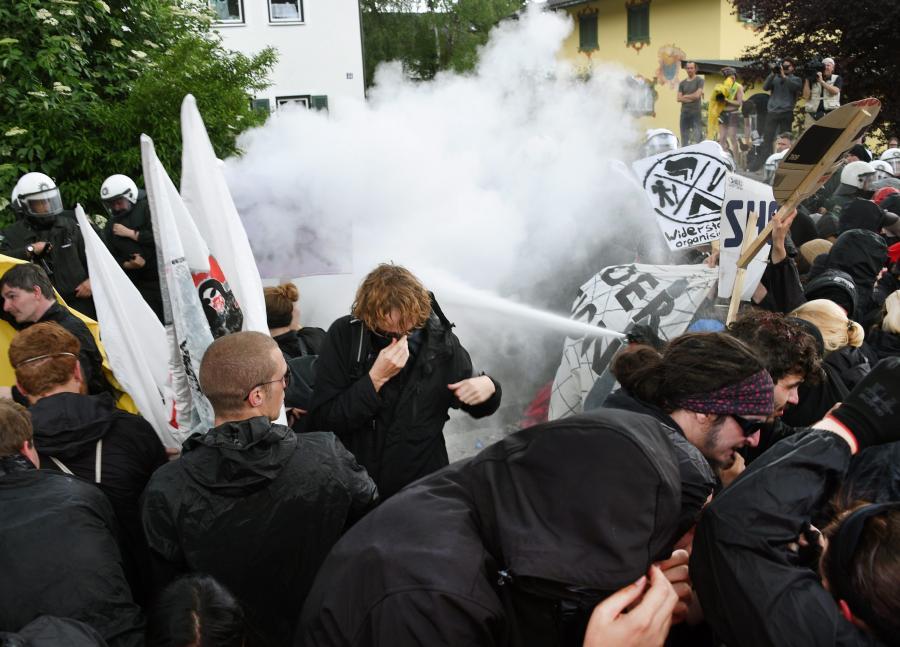 Zamieszki w Lipsku