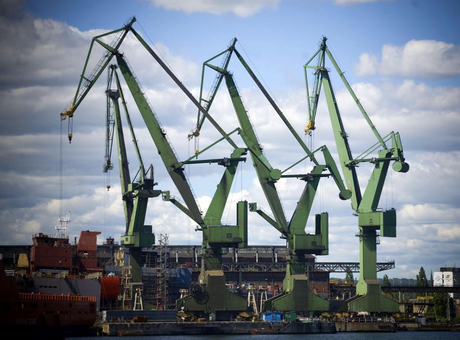 Rząd prosi Unię o ratunek dla stoczni