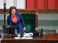 Kidawa-Błońska: Jeżeli PiS chce innego referendum, to musi je zorganizować