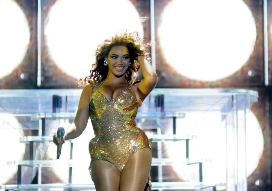Beyoncé tego się chyba nie spodziewała...