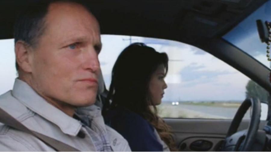 Woody Harleson i jego córka Zoe