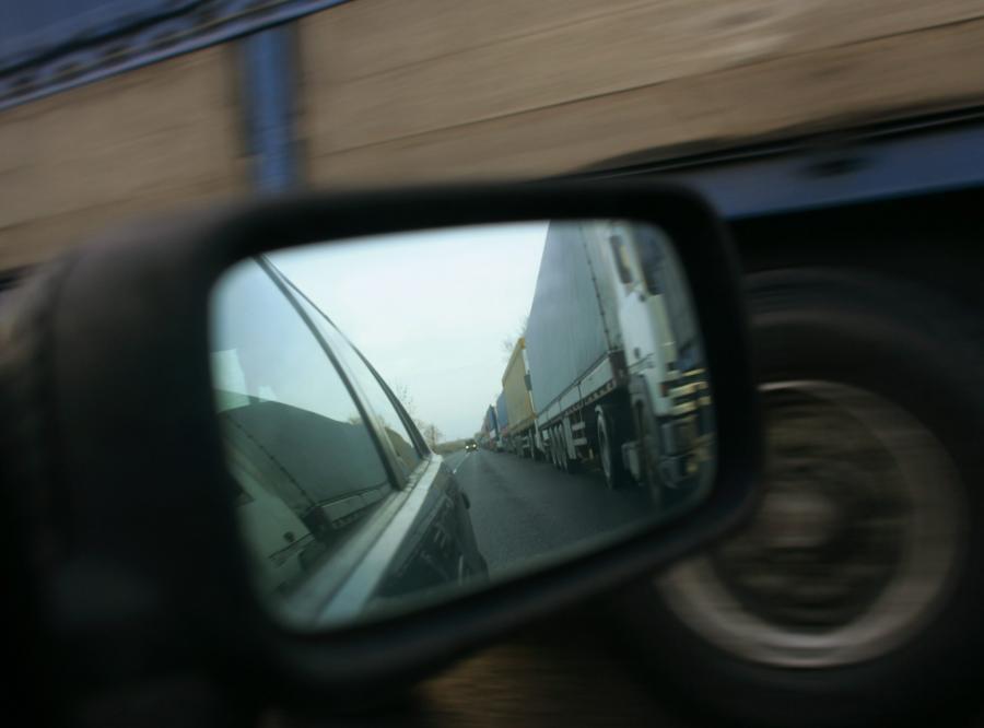 Polski kierowca zaatakowany we Francji
