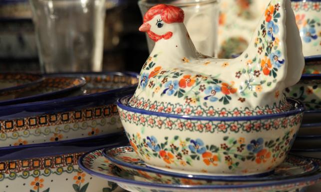 Bolesławiec - nie tylko ceramika