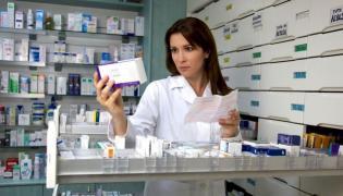 Farmaceutka
