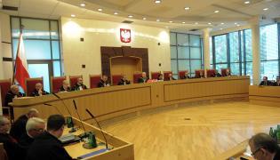Trybunał Konstytucyjny ogłasza wyrok w sprawie SKOK