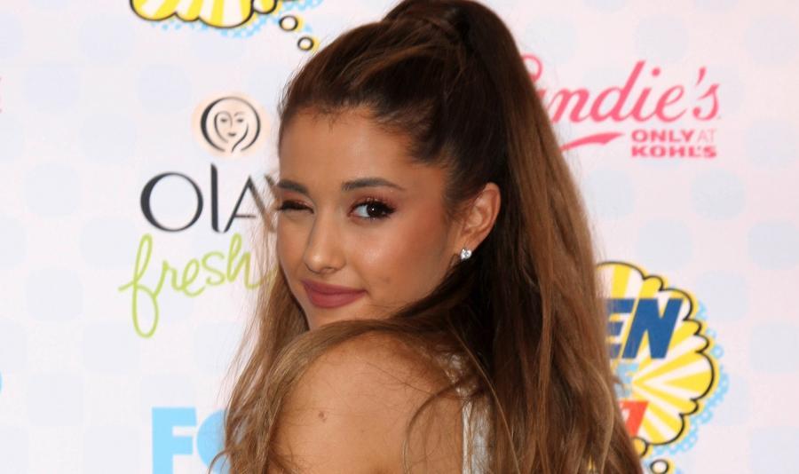 Ariana Grande nie afiszuje sięnowym związkiem