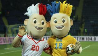 Oficjalne maskotki mistrzostw