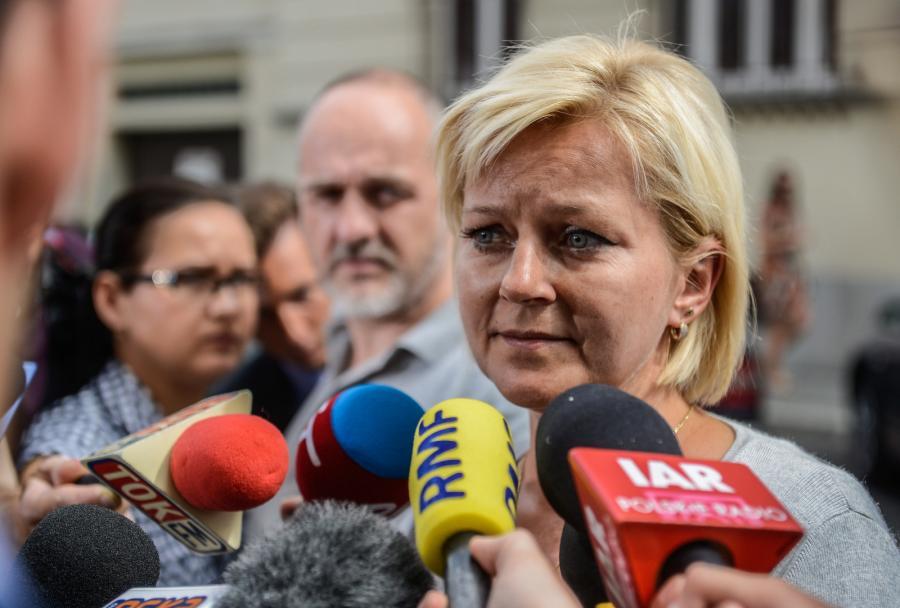 Szefowa Krajowego Biura Wyborczego - Beata Tokaj