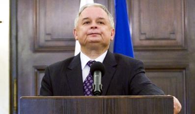Sondażowe dno Lecha Kaczyńskiego