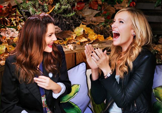 Drew Barrymore i Toni Collette najlepszymi przyjaciółkami
