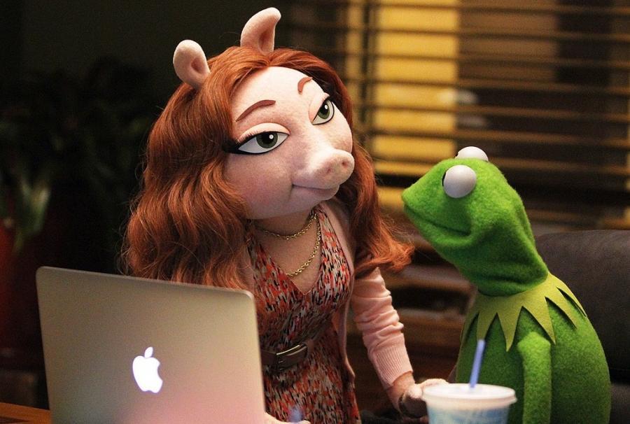 Denise, nowa dziewczyna Kermita?