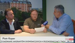 """Piotr Koper i Andreas Richter w wywiadzie dla """"Panoramy"""""""