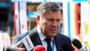 Wicepremier, minister gospodarki Janusz Piechociński