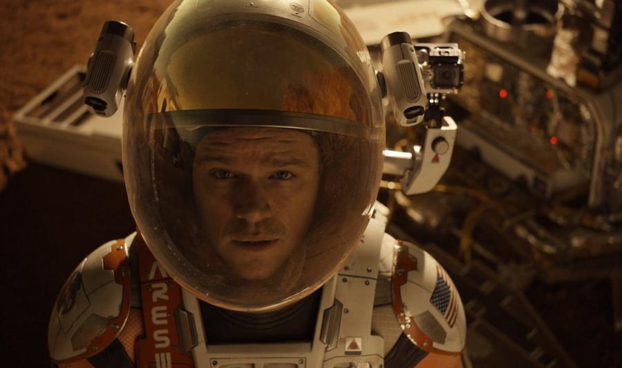 Nie dla nich Oscary? Matt Damon