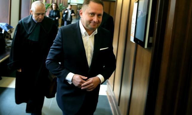 Kamil Durczok w sądzie. Ruszył proces przeciwko \