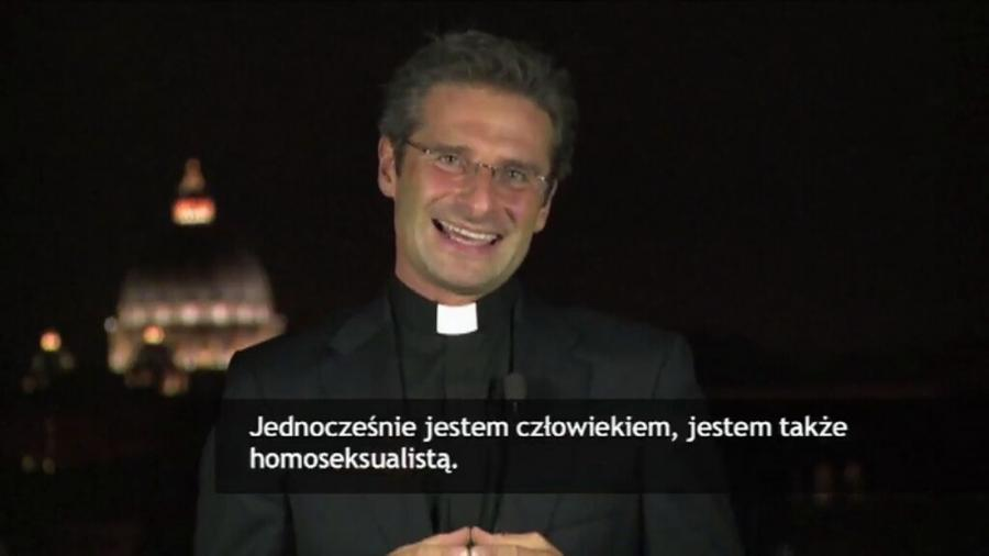 Ksiądz Krzysztof Charamsa