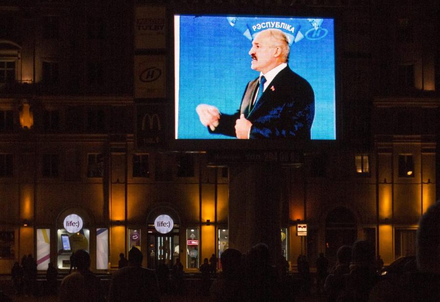Wybory na Białorusi - Aleksander Łukaszenka
