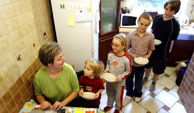 Rokita: Wychowywanie dzieci to ciężka praca