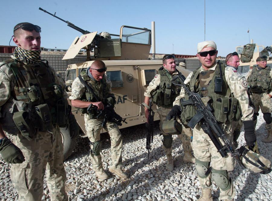 Tysiące naszych żołnierzy ma być na misjach