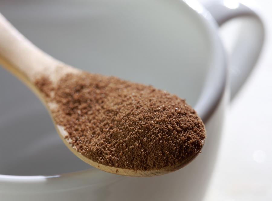 Kawa instant została wynaleziona przez George'a Washingtona