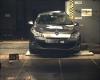 Renault Megane - ochrona dorosłych pasażerów: 5 gwiazdek. Auto zdobyło maksimum punktów 37/37