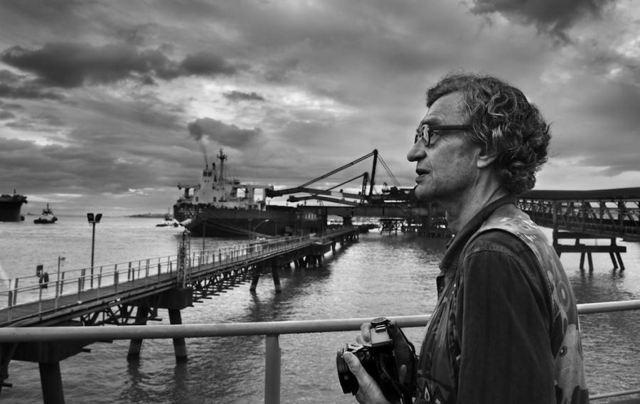 Wim Wender w poszukiwaniu godności