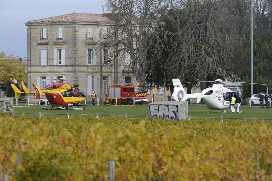 Ponad 40 osób zginęło na wyapdku autokaru południu Francji