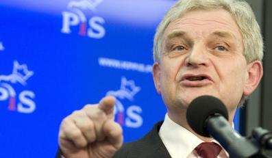 Wassermann: Raport o Gruzji kompromitacją ABW