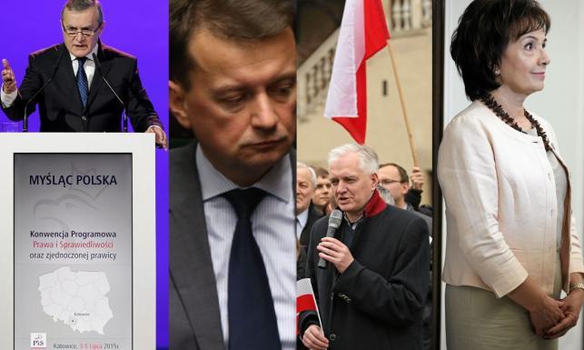 Polskie Radio 24 nieoficjalnie: Gliński marszałkiem, Błaszczak, Gowin, Witek ministrami... NOWY RZĄD PiS? ZDJĘCIA
