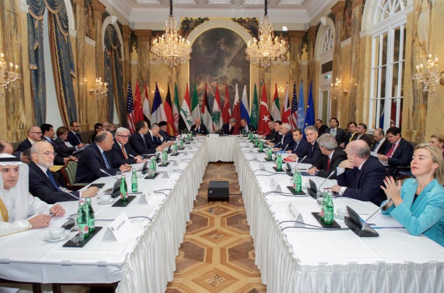 Rozmowy w Wiedniu