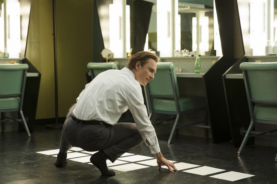 """Michael Fassbender w filmie """"Steve Jobs"""""""