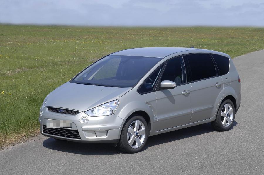 Ford s-max - zdjęcie poglądowe
