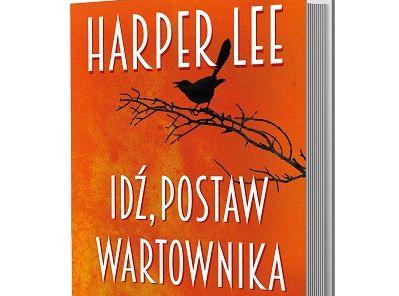 okładka książki Harper Lee \