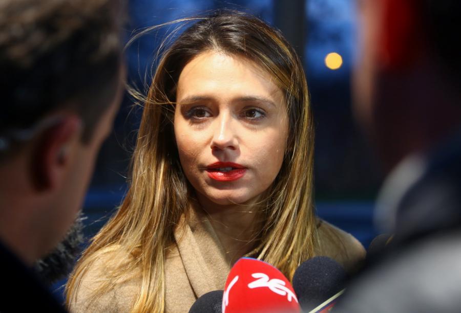 Adwokat Jana Burego, Karolina Margulewicz-Fortuna