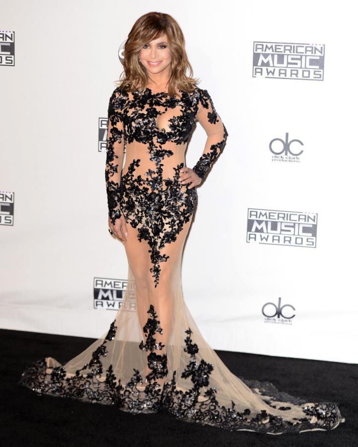 Najgorętsze gwiazdy AMA 2015: Paula Abdul