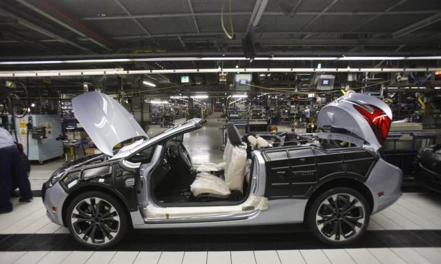 Polacy już produkują samochód nowej marki. Konsul generalny zachwycony. Pierwsze ZDJĘCIA