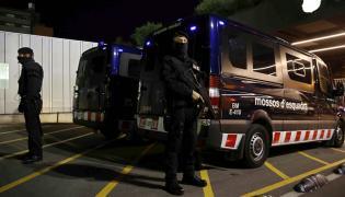 Hiszpańska policja
