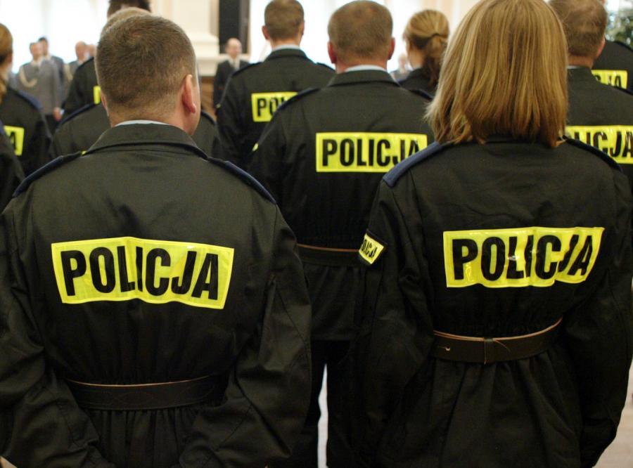 Patrole w biurach przez brak legitymacji