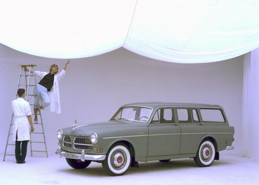 Volvo amazon - wersja kombi (220)