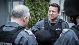 """Robert Więckiewicz w filmie """"Konwój"""""""